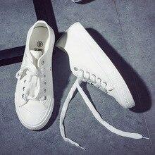 2019 Spring New Designer Wedges White Shoes Female Platform Sneakers Women Tenis