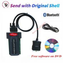 2020 Última Noticia VCI herramienta de diagnóstico Bluetooth 2016 R0 keygen VD DS150E CDP para delphis obd2 del camión del coche del escáner coche accesorios