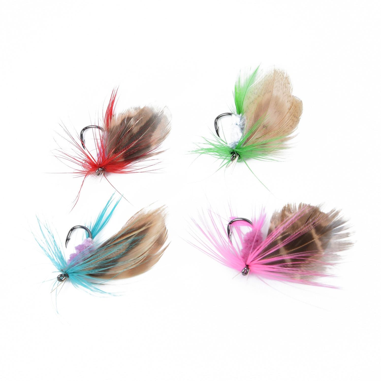 12Pcs/Set  Fly Fishing  Bait  5