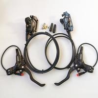 E-الدراجة سكوتر الصحن الهيدروليكي قطع قوة الفرامل 2PIN مقاوم للماء التوصيل EBike الفرامل لتقوم بها بنفسك الجمعية الجبهة الخلفية الفرامل