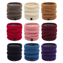 2019 Winter Scarf For Women Men Children Baby Scarf Thickened Wool Collar Scarves Knitted Scarf Keep Warm Plush Scarf