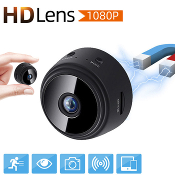 HD Mini WiFi Camera Wireless Home Security car Dvr Night Vision P2P Motion Detect Mini Camcorder Loop Video Recorder Wholesale
