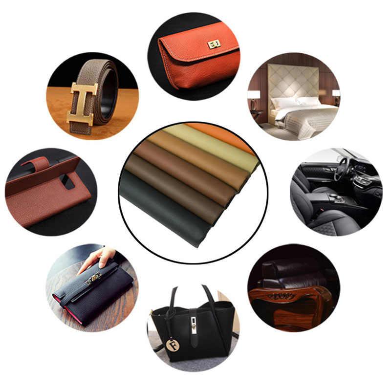 Mooie PU leer Stof, Faux Leer Stof voor Naaien, PU kunstleer voor DIY tas materiaal
