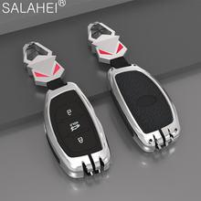 Чехол для автомобильного ключа из цинкового сплава hyundai ix25