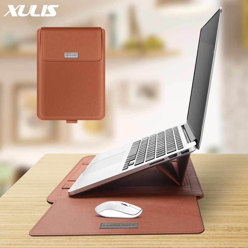 Estojo universal para laptop, capa de laptop para macbook pro air 11 12 13 13.3 15 15.6 15.4 16 polegadas para asus huawei matebook x pro 13 14