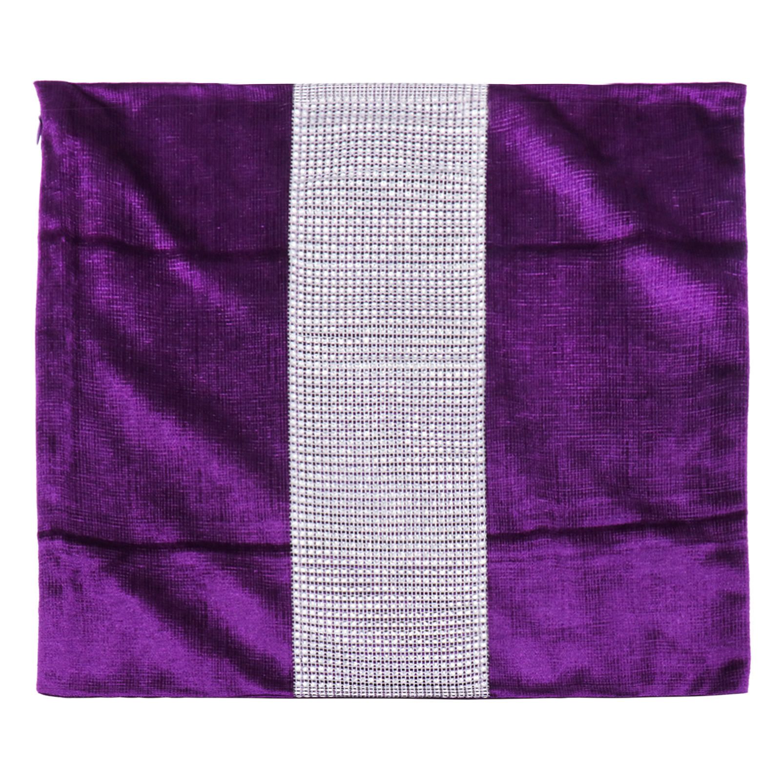 Decorative Pillow Case Flannel Diamond Patckwork Modern Simple Throw Cover Pillowcase Party Hotel Home Textile 45cm*45cm