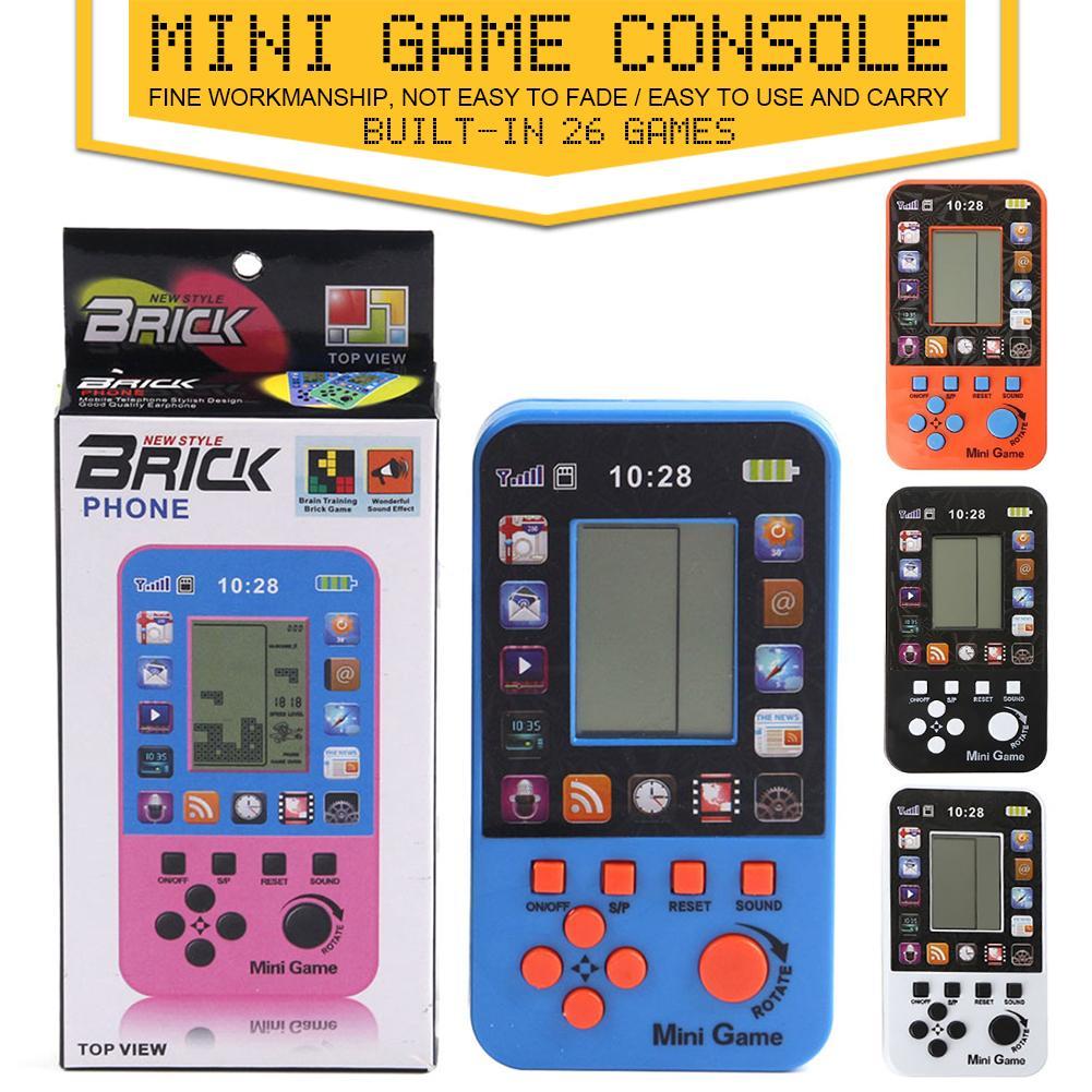 Newest Mini Retro Game Console Classic Nostalgia Game Machine For Children And Adults Gift