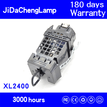 Projektor telewizyjny lampa żarówka XL-2400 xl2400 dla sony tv KF-42E200A KDF-50E2010 KF-55E200A KF-50E201A tanie i dobre opinie NoEnName_Null 100W UHP 100-120W KF-50E200A KF-E50A10 KF-E42A10 KDF-46E2000 KDF-50E2000 KDF-E42A11