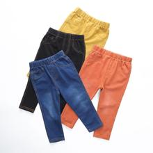 2019 Hot Sale 2019boys Jeans Spring Autumn Kids Clothing Casual Baby Girl Denim Infant Trousers Boy Children's Pants Jeans1-9y