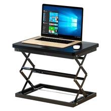 Stand-up komputer stół podnoszony komputer stacjonarny biurko składane biurko do notebooków biurko mobilny stół warsztatowy