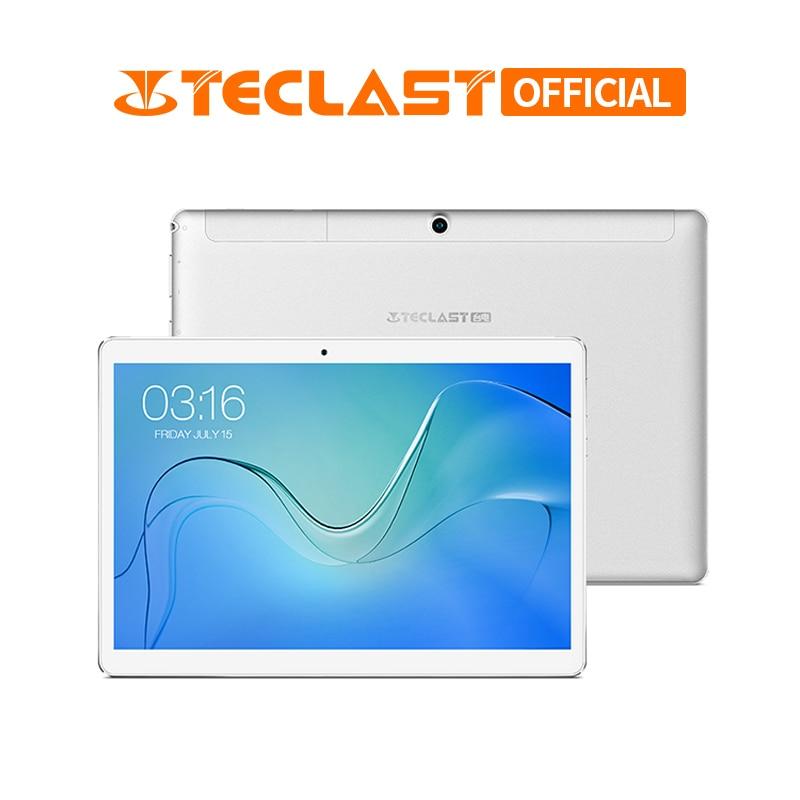 Teclast P10 4G LTE 10.1 Cal 1280*800 system operacyjny Android 8.1 MTK6737 Quad Core 2GB pamięci RAM 16GB ROM podwójny aparat telefon otrzymać telefon zwrotny od Tablet