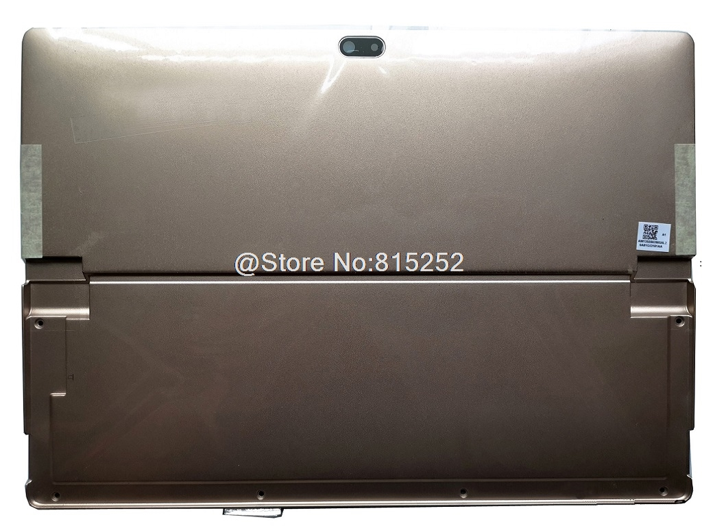 Housse LCD pour ordinateur portable pour Lenovo pour Ideapad Miix 710-12 710-12IKB tablette 5CB0M41688 AM13S000200 WIFI doré avec antenne nouveau Original