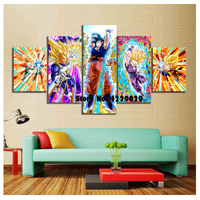 Full Square/Round resin Drill 5D DIY diamond painting 5pcs Dragon japanese Anime Pictures mosaic Diamond Embroidery Wall Arts