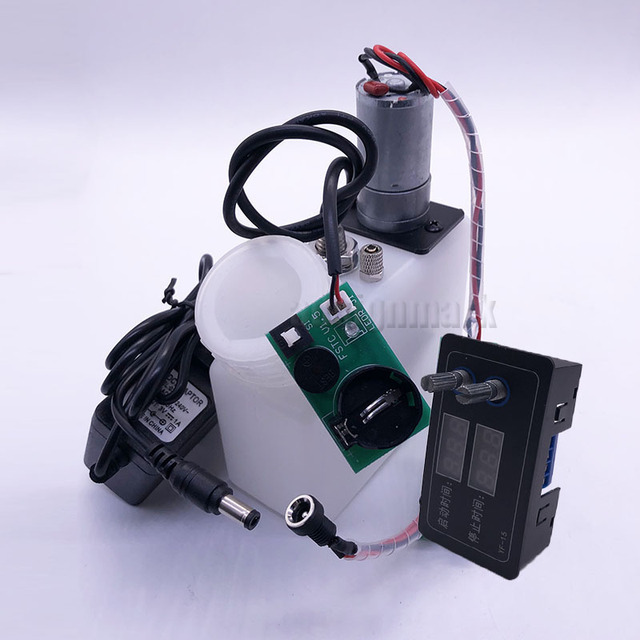 1.5L UV CISS System Continuous 1 Liter Ink Supply System Stirring Motor 24V for Mutoh Roland Mimaki Alarm Bulk Ink System 1