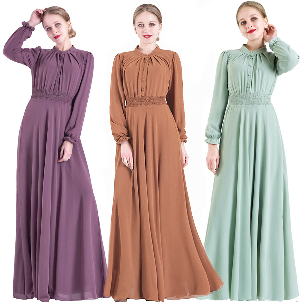 Kaftan Dubai Abaya Turkey Hijab Dress Islam Caftan Marocain Turkish Dresses Saudi Gamis Muslim Wanita Ramadan Abayas For Women