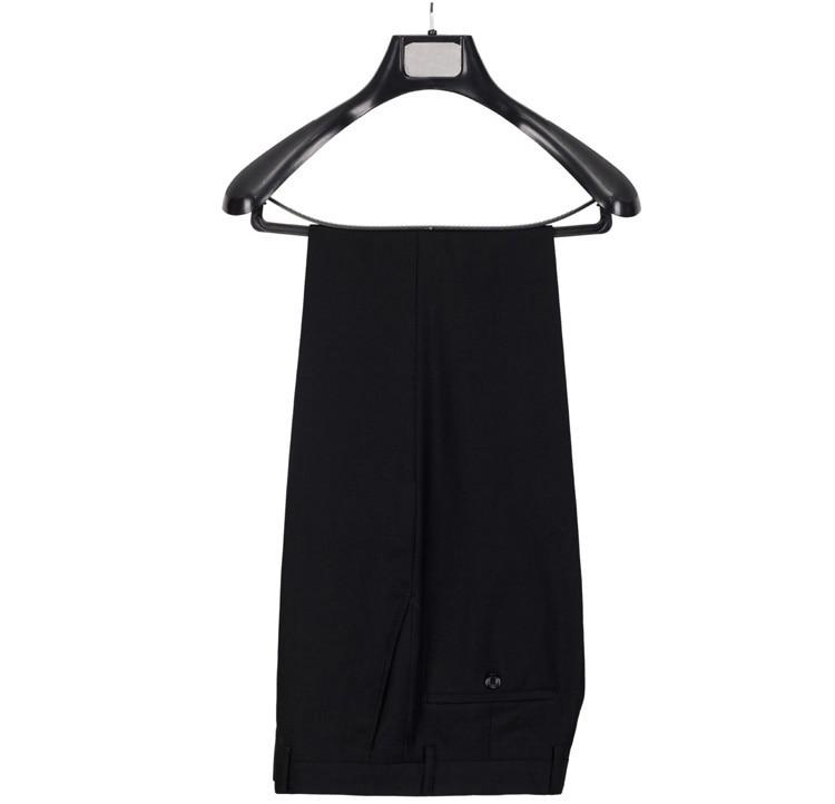 Custom Made Man Long Trousers Groom Business Pants US Size: 30 32 34 36 38 40 42 44 46
