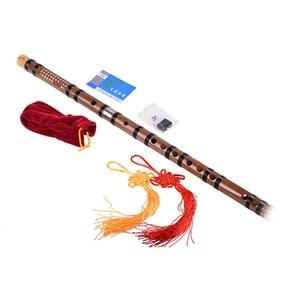 2020 nouveau professionnel flûte de bambou bois flûtes Instruments de musique C D E F G clé chinoise Dizi transversale Flauta(China)