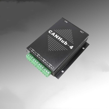 CANHub CAN hub can relay extended communication distance high-speed isolated CAN dual-channel four-channel six-channel
