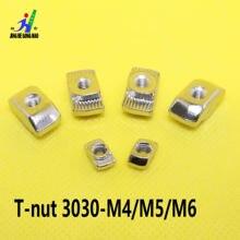 _/m4/m5*10*6 для слота серии 20 t nut скользящий образный молоток