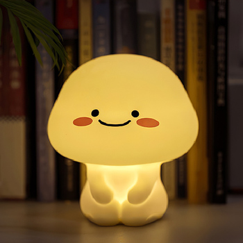 Baby Shape 2 5W lampka nocna USB Soft Kid lampka nocna udekoruj bezpieczny materiał światło Baby Nursery Cartoon lampa dla dzieci prezent tanie i dobre opinie frontoppy Night Light CN (pochodzenie) Przełącznik Awaryjne 0-5 w