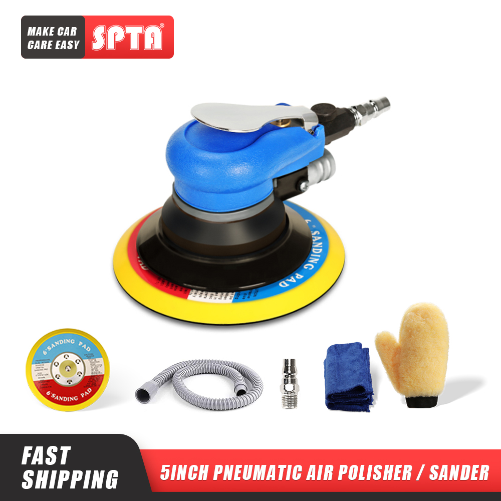 150mm Sanding Pad 6inch Dual Action Random Orbital Sander Polishing Wheel