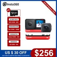 Insta360 ONER-cámara de vídeo de acción Original, Edición 4K y doble, 5,7 K, gran angular de 360/4K, impermeable, para deporte, 100%
