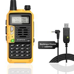 BaoFeng UV-S9 Plus With Accessories 10W Long Range Portable Powerful Transceiver upgrade With Walkie Talkie CB Radio