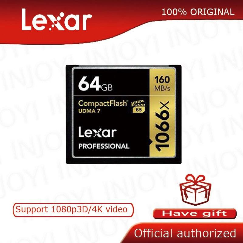 レキサー UDMA 7 CF カード 1066 × 64 ギガバイト 32 ギガバイトまで 160 メガバイト/秒 VPG 65 16 ギガバイト 128 ギガバイトコンパクトフラッシュメモリカードフル Hd/3D と 4 4k ビデオ  グループ上の パソコン & オフィス からの メモリーカード の中 1