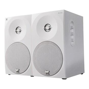 Woxter Dynamic Line DL-410 White - Altavoces 2.0 150w, estantería, home cinema,...