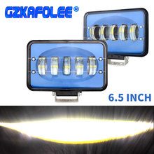 50W מתח גבוה אור בר 6000K עבודת המכונית אור קומבו קרן עבור אוטומטי off road 4x4 עבור jeep SUV אופנועים משאית טנדר עגלת UTB
