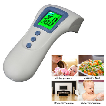 Baby Thermometer Rechargeable Digital Infrared Non-Contact Forehead Body Thermometer TSH Shop