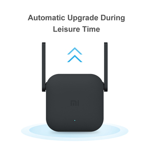 Image 3 - Original Xiaomi WiFi Router Repeater Pro 300Mbps Wifi Amplifier Network Expander Router Power Extender Roteador 2 Antenna