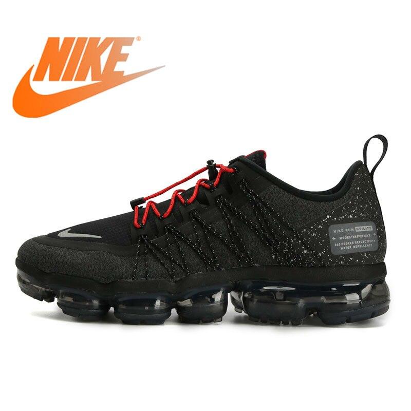 Original NIKE AIR VAPORMAX Men Running Shoes Jogging Walking Outdoor Sneakers Sports Designer 2019 New Good Quality AQ8810-010