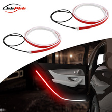 Car-Flashing-Door-Lights Ambient-Lamps Ford Decoration Auto-Accessories Interior Warning
