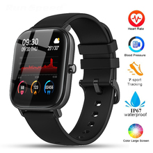 P8 Smart Watch for Amazfit Gts IP67 Waterproof Full Touch Fitness Tracker Sports Heart Rate Monitor  Clock for Xiaomi Smartwatch