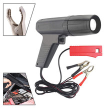 12V Ignition Timing Gun Machine Timing For Car Motorcycle Auto Diagnostic Tools  Engine Inductive Strobe Lamp Tester Tool