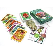2020 gioco di carte Jaipur regole in inglese e spagnolo gioco di 2 giocatori per coppia gioco da tavolo per feste in famiglia carte da gioco per regalo di amici
