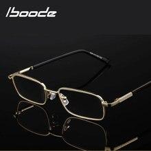 Iboode الرجال نظارات للقراءة النظارات طويل النظر + 0.5 0.75 1.0 1.25 1.5 1.75 2.0 2.25 2.5 2.75 3.0 3.25 3.5 3.75 4.0 4.5 5.0 5.5 6
