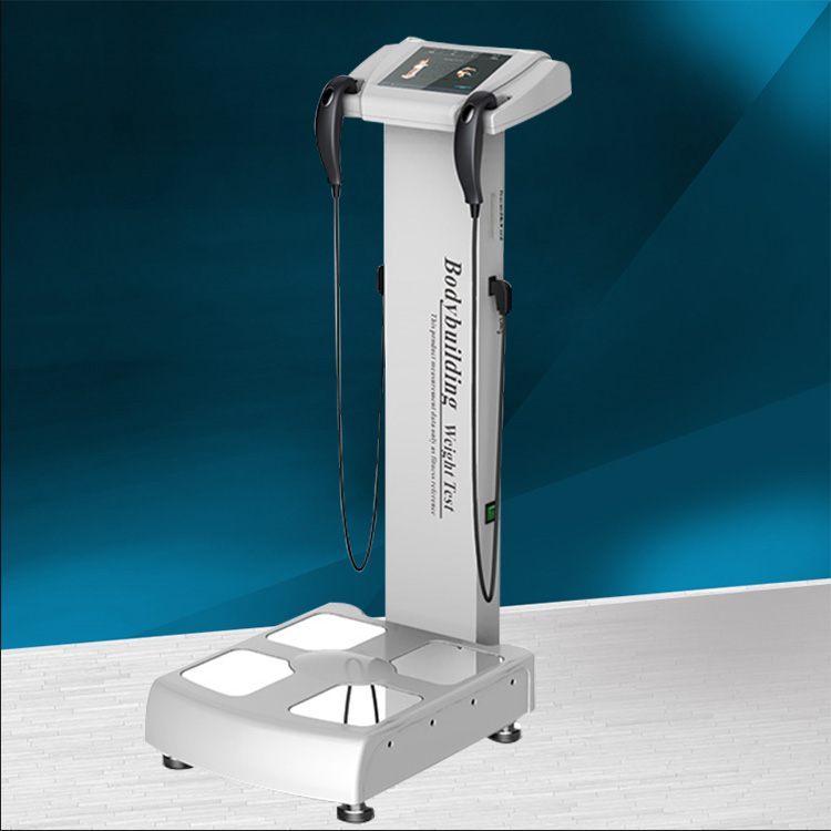 2020 New Design Generation Human Body Elements Analyzer   Body Fat Test Weight Control Machine With Printer Beauty Machine