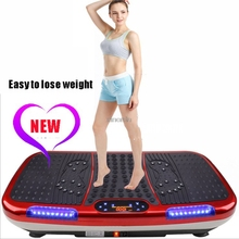 Exercise-Machine Vibration Fitness-Equipment Losing-Weight Electric Slimming Body Music