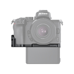 Image 2 - SmallRig Z50 Bracket Plate For Nikon Z50 L Shaped Side Plate+Baseplate Mounting Plate With Cold Shoe Mount   2525