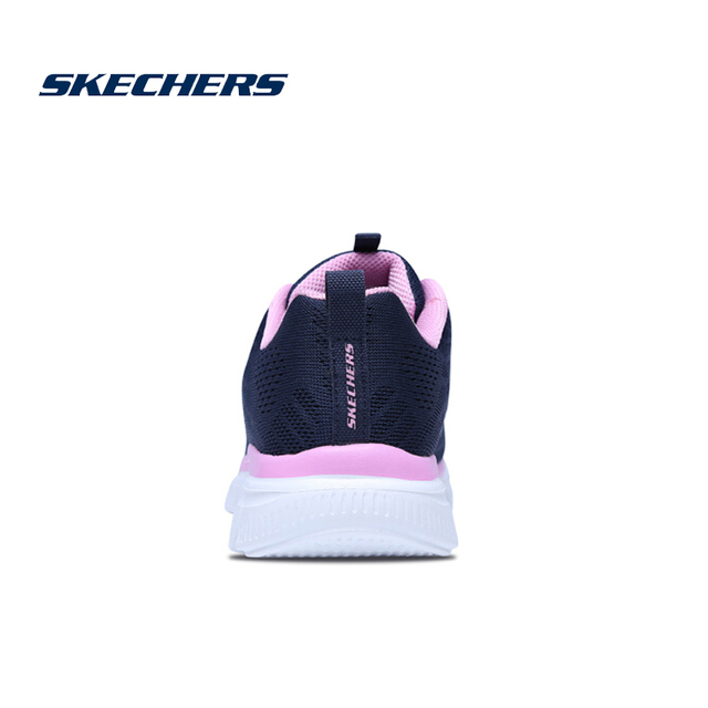 Skechers Sports Shoes Women High Quality Sneakers Brand Luxury Casual Shoes Woman Vulcanize Shoes Ladies 12615-BKW 4