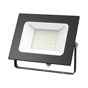 Gauss Прожектор светодиодный LED 100W IP65 6500К черный 1/5 613100100