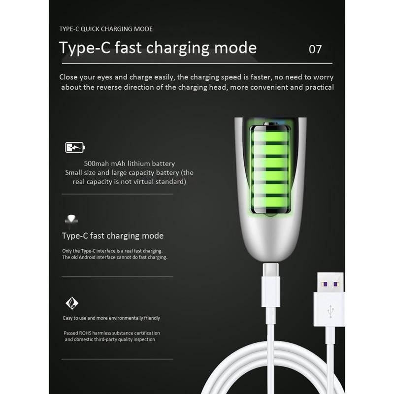 ELECTRIC HEATED EYELASH CURLER USB CHARGE