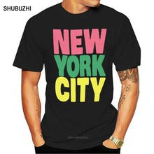 Mens junior Music Tv Show come visto su Glee Black New York City T-Shirt Tee Shirt M Xl 2Xl 15Xl Tee Shirt