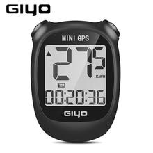GIYO M3 Mini GPS Bike Computer Wireless Bike Computer Rainproof Bicycle Speedometer Odometer LCD Display Cycling Stopwatch недорого