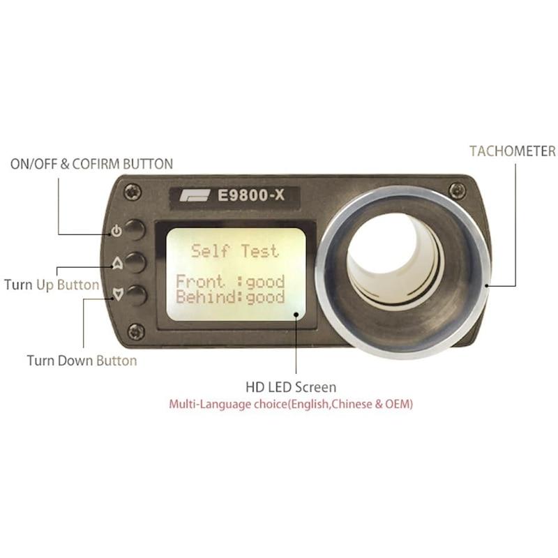 ferramenta de medida alta potencia e9800 x 02