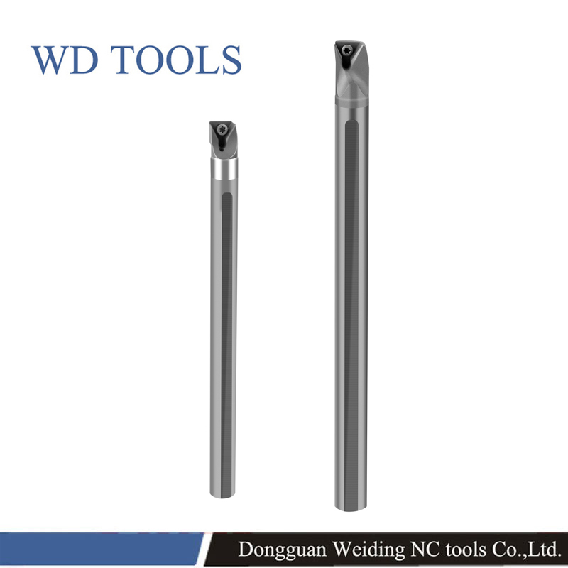 Lathe Turning Tools C07K C08K C10M C12Q C14Q STUPR09 STUPR11 Boring Cutting Bar Use TPMT Carbide Inserts Lathe Cutter Holder