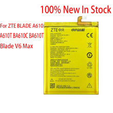100% Original 4000mAh 466380PLV Battery For ZTE BLADE A610 A610C A610T BA610C BA610T High Quality