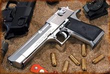 Beretta-pistola desnuda de Águila del desierto, señal lata pared Mental, decoración del hogar